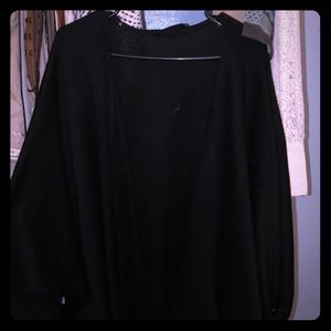 Black kimono